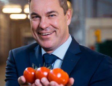 Johannes Bliestle, Geschäftsführer Reichenau-Gemüse , Fachausschussvorsitzender Obst und Gemüse BWGV, DRV