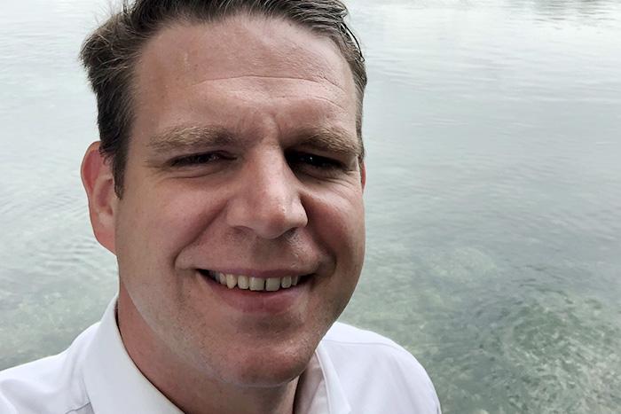 Portrait Dr. Johannes Klaus, Berater Landwirtschaft