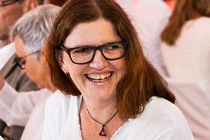 Portrait Ute Bader, Abteilungsleiterin Landwirtschaft: