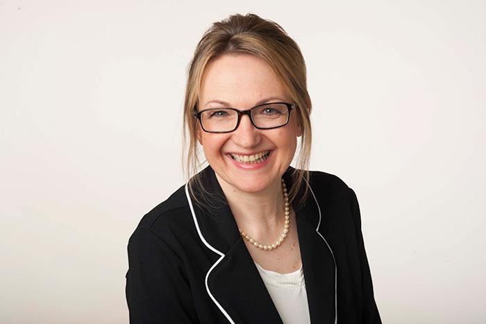 Portrait Verena Nopper, Abteilungsleiterin Bildung