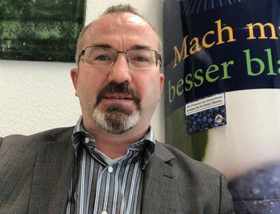 Alfred Pfister, Berater Landwirtschaft