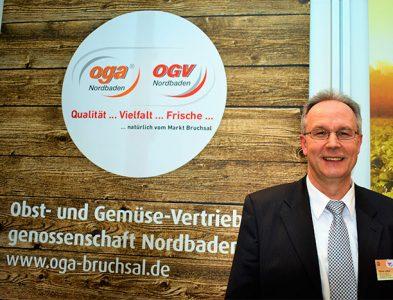 Hans Lehar, Geschäftsführender Vorstand OGA / OGV NORDBADEN EG