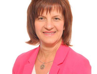 Rosa Karcher, Präsidentin des LandFrauenverbandes Südbaden